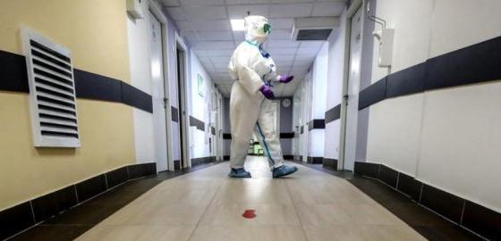 Оптимизация коронавируса