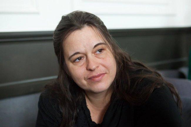 Екатерина Комарова. Фото: Елена Лукьянова / «Новая»