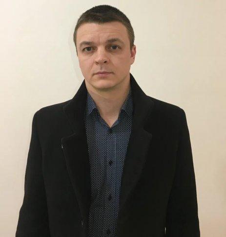 Евгений Емельянов — диспетчер АО «Теплосети Петербурга». Фото из личного архива