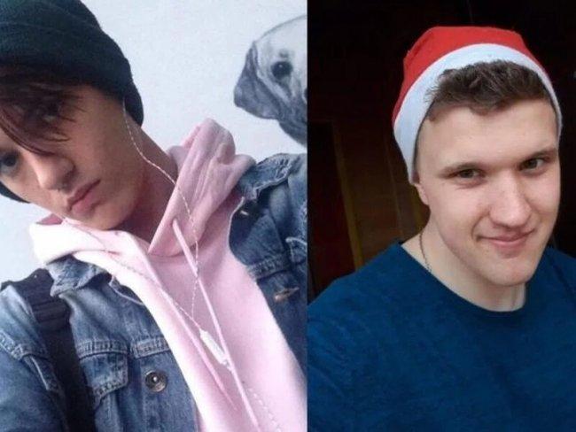 Погибшие Андрей Начинкин (слева) и Максим Шустров. Фото из соцсетей
