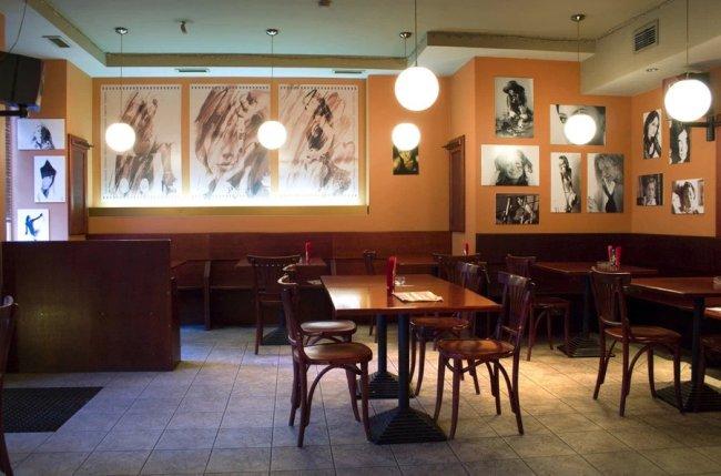 Кафе «Папарацци». Фото из соцсетей