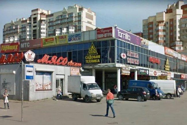 ТЦ «Универсам Диана» в Купчино. Фото: spb.arendator.ru