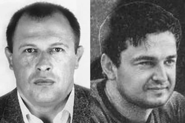 Георгий Поздняков и Ян Гуревский. Фото из материалов дела