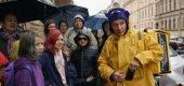 В Петербурге проходит детский квест «Театр с доставкой»
